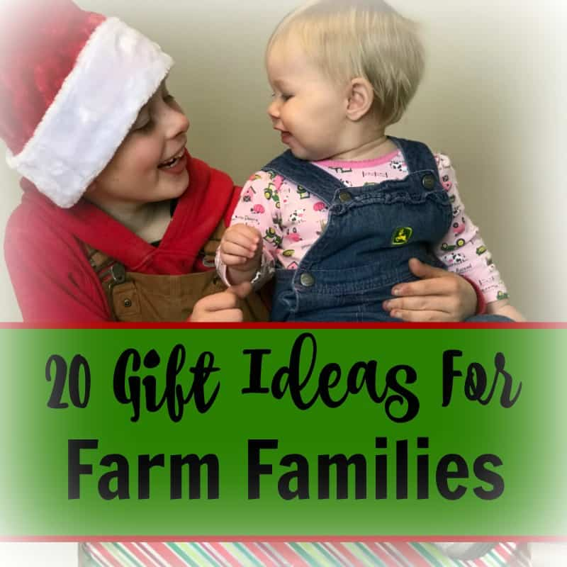 gift ideas for farm people