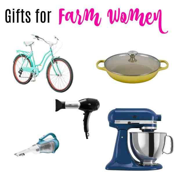 gift ideas for farm women