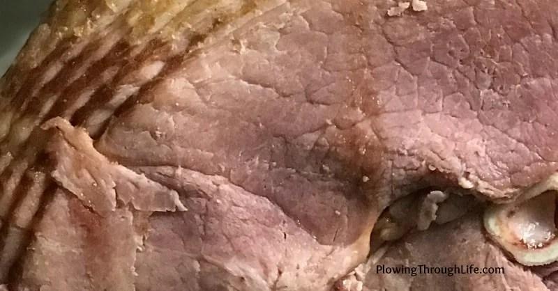 easy ham glaze recipe