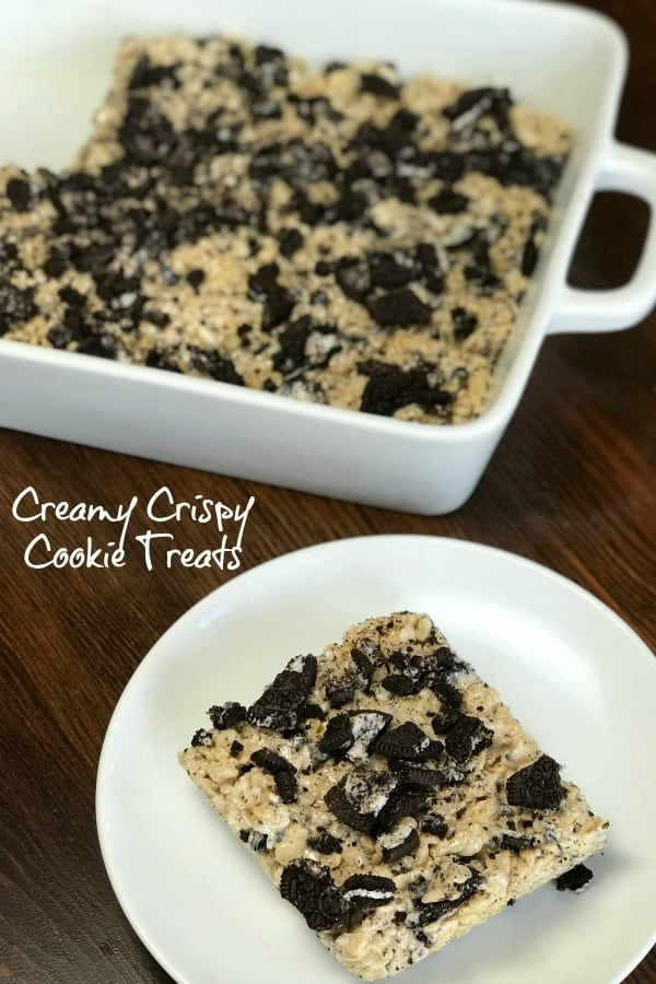 easy and delicious cookies and cream dessert can be made in 15 minutes