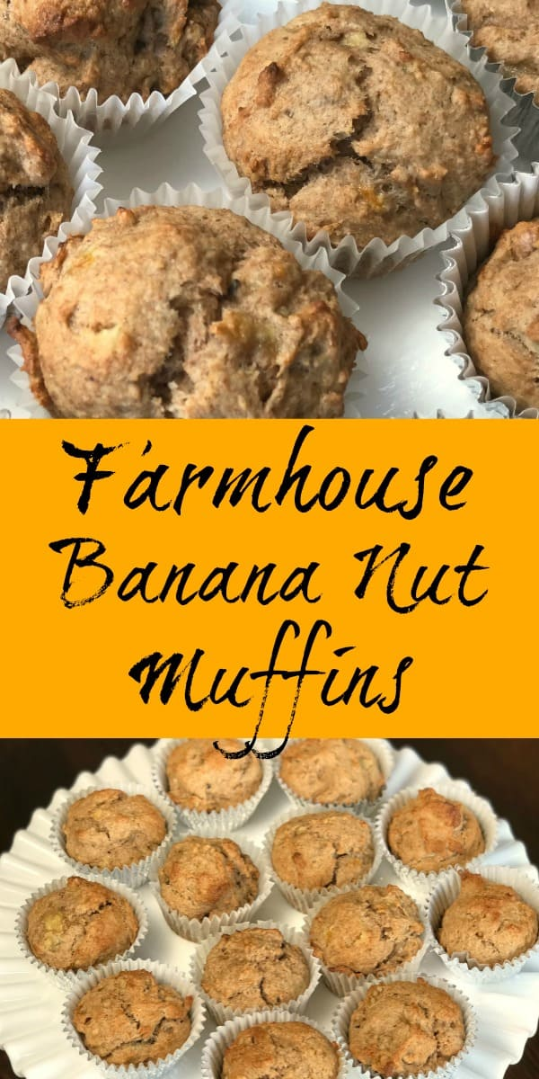 Easy recipe idea for extra bananas that are getting old