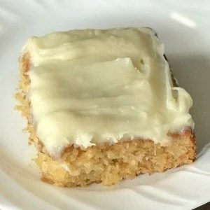 The best cake recipe is an old fashioned recipe with cream cheese icing that is amazing!