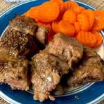 Basic Slow Cooker Braised Beef Short Ribs