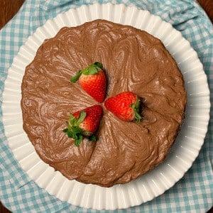 Chocolatetown Special Cake