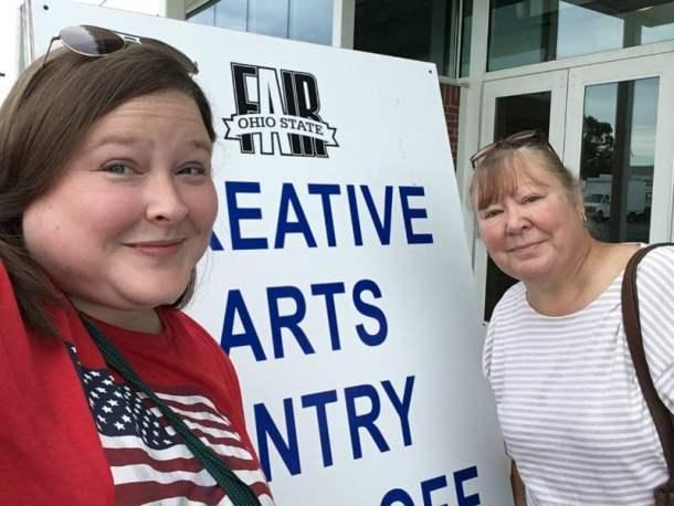 Ohio State Fair Creative Arts Entry Drop-Off