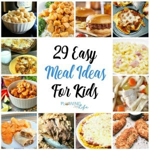 kid friendly dinner ideas that are easy to make