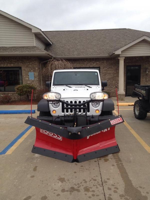 Snow Plows For Jeep Wranglers : plows, wranglers, UTV-V, Wrangler, Largest, Community, Plowing, Management, Professionals., Discussions, Weather,, Equipment, Growing, Business.