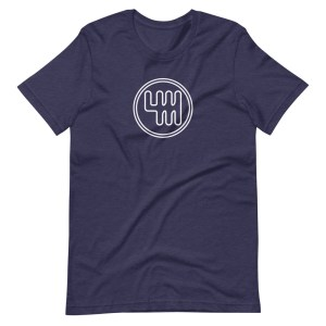 Six (6) Speed Manual Transmission Shift Pattern t-shirt
