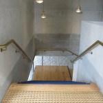 Brass Handrail (The Stokehouse, St. Kilda)
