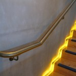 Brass Handrail (The Stokehouse, St. Kilda)