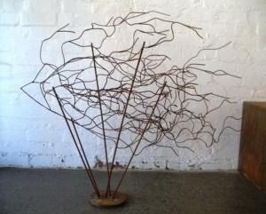 'Angelfish' Abstract Sculpture