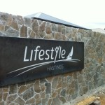 Retirement Community Laser Cut Signage on Perspex