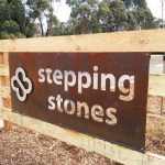 Laser Cut Signage with Stainless Steel