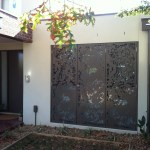 Decorative Metal Security Doors-15