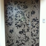 Decorative Metal Security Doors-17