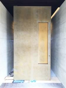 Custom-Designed Heavy-Duty Security Door