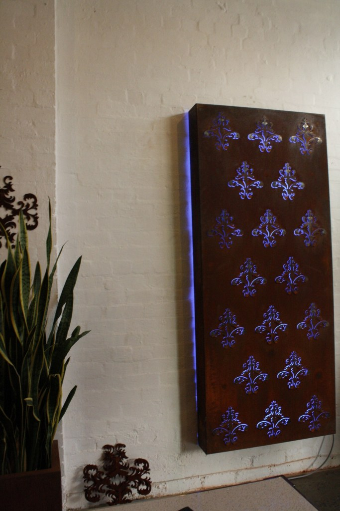 Laser cut Lighbox by PLR Design