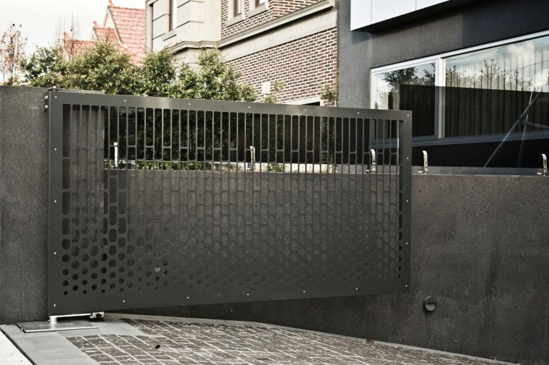 Metal Fences & Gates by PLR Design