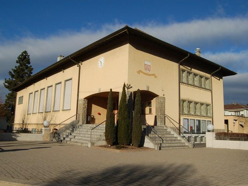 Salle du Petit-Mont