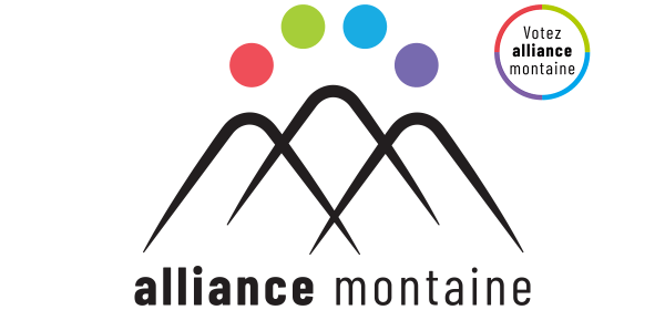 Votez l'Alliance montaine