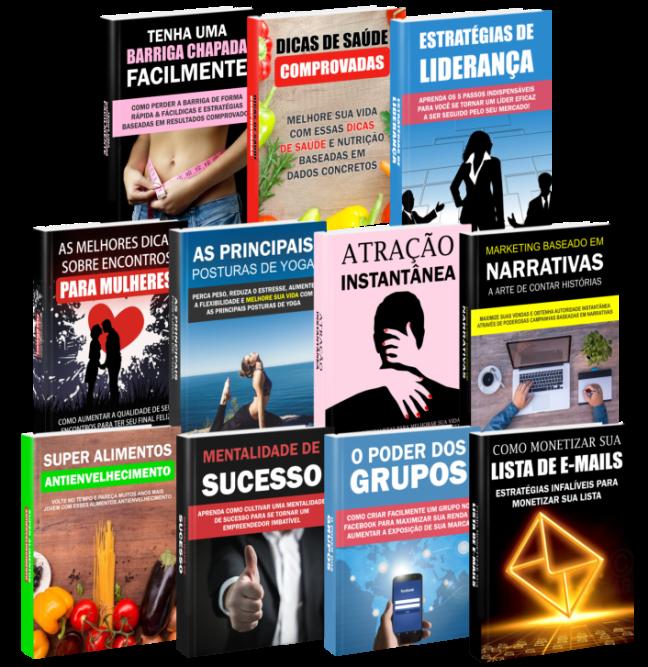 Representação ebooks