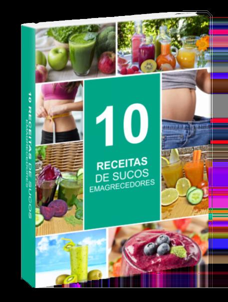 Ebook Receitas Sucos