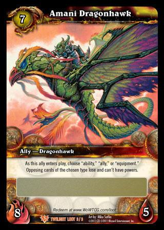 Amani Dragonhawk