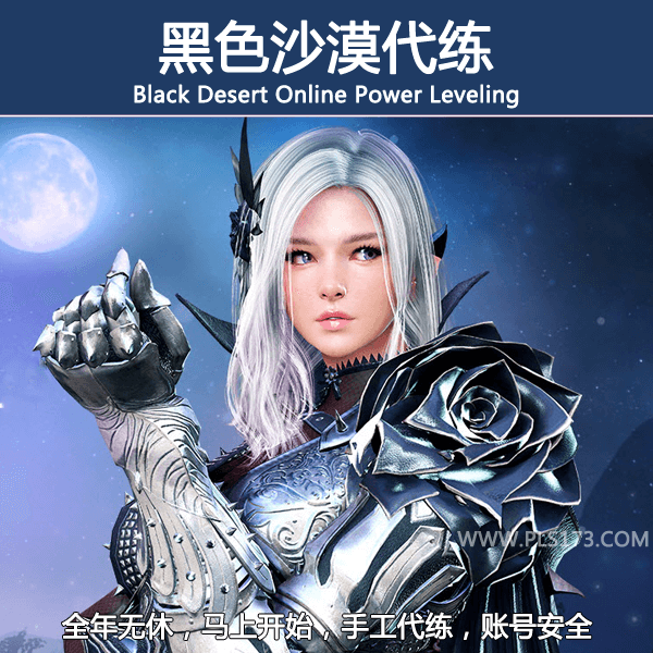 Black-Desert-Online-Power-Leveling