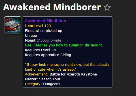 Awakened Mindborer