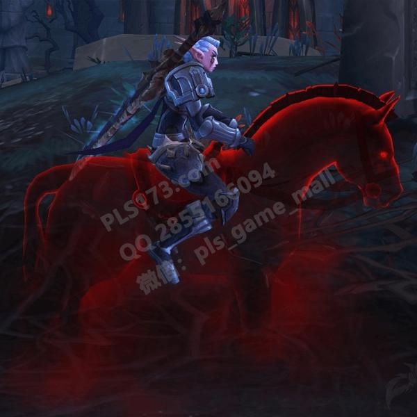 【美服】魔兽世界坐骑:布兰契的缰绳Blanchy's Reins