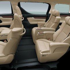 Fitur All New Alphard Toyota Altis 2018 Luxury Transport Phuket Transfers
