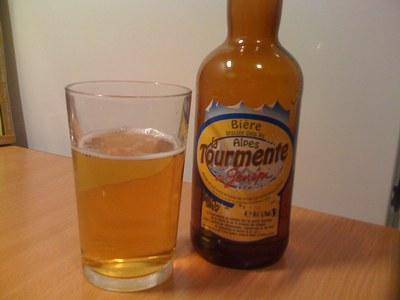 Le Genépi mis en bière