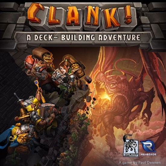 The Robot Plays: Clank! – Plucky Robot Games