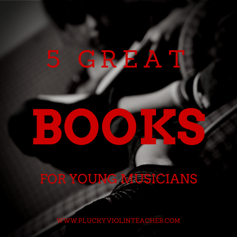 Want to inspire your music students? Give them a good book!