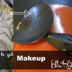 How to Clean Makeup Off Your Chin Rest