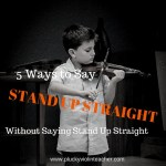 How to Improve Your Students' Violin Posture