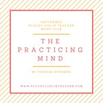 September Book Club Review:  The Practicing Mind