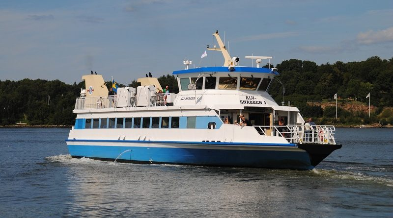 Ferry n Sweden to have Volvo electric engine