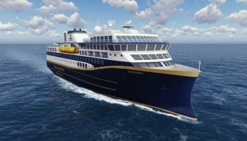 Batteries powering new cruise ship AND e-ferry - Plugboats