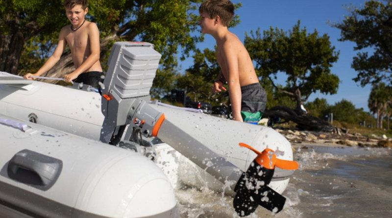 Torqeedo Travel 1103 C Electric Outboard Motor