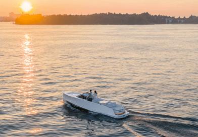 Equity crowdfunding push for Oceanvolt e-motors