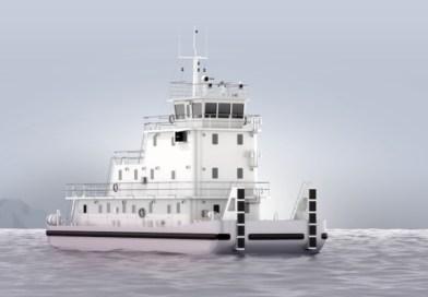 World's 1st hydrogen river boat, + emission-free