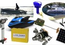 New directories: electric boats/motors/accessories