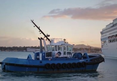 New Zealand orders World's 1st electric tugboat