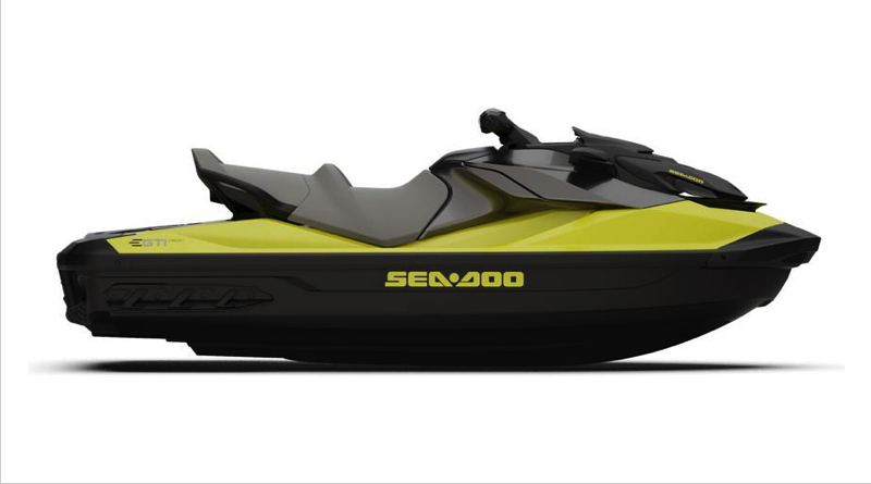 An concept model electric jetski by SeaDoo