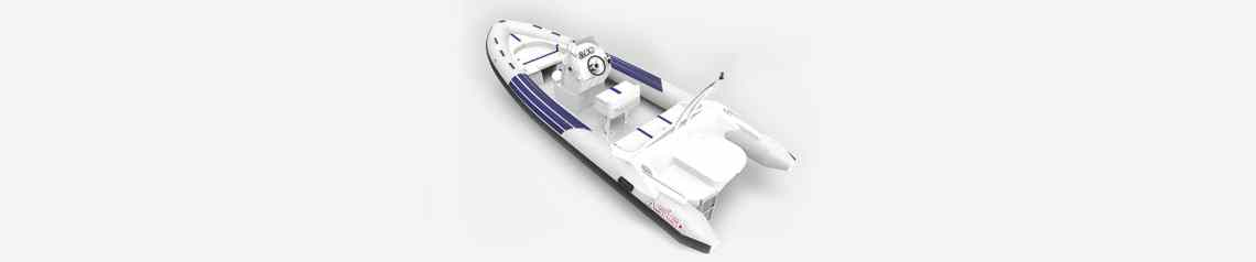Electric boat from ASIS