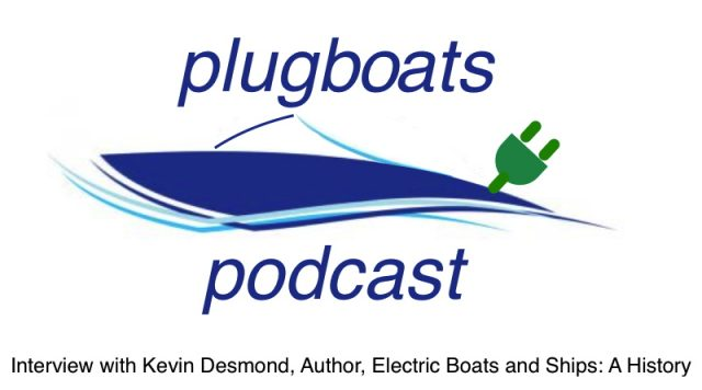 plugboats electric boats logo