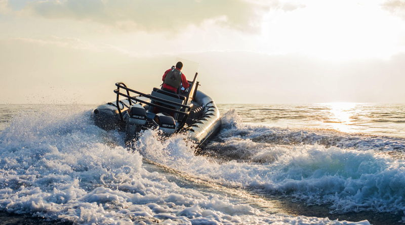 Torqeedo celebrates 100,000 electric boat motors