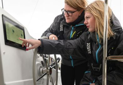 Volvo Penta developing all-electric boating interface