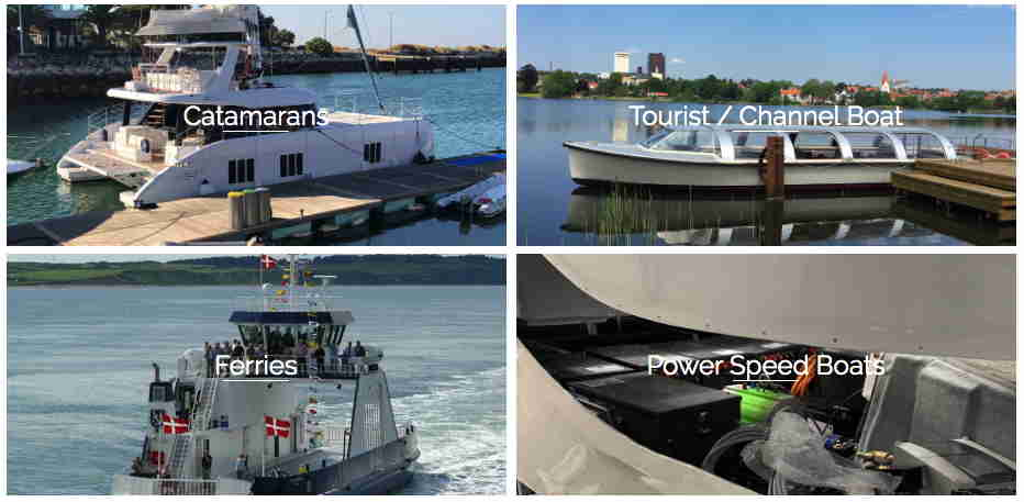 EPTechnologies electric boat motor manufacturer